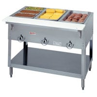 Duke E303 - Aerohot Electric Hot Food Table