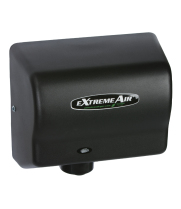 American Dryer GXT9-BG - ExtremeAir Automatic Hand Dryer with Steel Black Cover