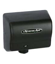American Dryer EXT7BG - ExtremeAir Unheated Automatic Hand Dryer with Black Steel Cover