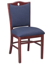 G & A Seating 3820FP - Luna Chair (12 per Case)