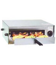 Wisco 412-5 - Countertop Electric Pizza Oven Single Deck 18""