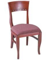 G & A Seating 3876 - Biedermier Chair (12 per Case)