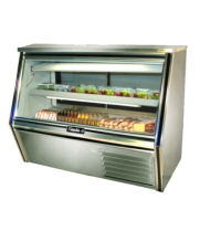 "Leader CDL48 - 48"" Single Duty Refrigerated Deli Display Case"