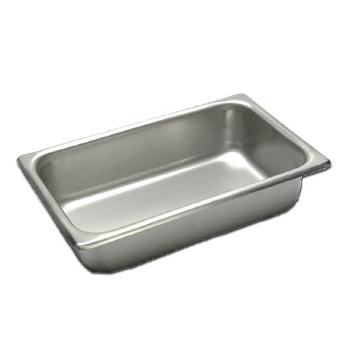 Winco Steam Table Pan, 1/4 size x 2-1/2 inch deep [SPJM-402]