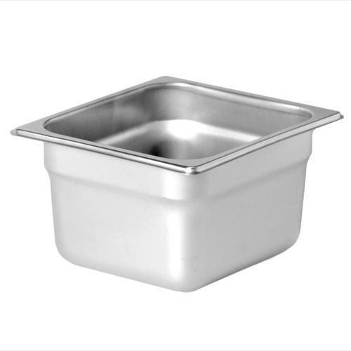 Winco Steam Table Pan, 1/6 size x 4 inch deep [SPJM-604]