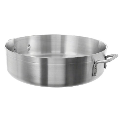Update International ABR-24HD - Heavy - Aluminum Brazier -  5.25