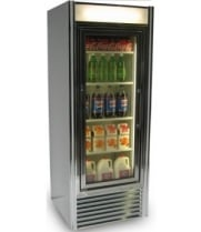 "Universal Coolers ADM-1-SC - 30"" Swinging Glass Door Refrigerator"