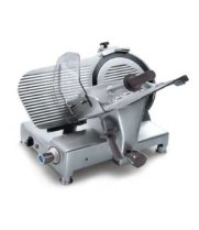 "SIRMAN - AP330 - 13"" Gravity Feed/Belt Driven Meat Slicer"