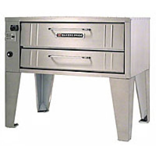 Bakers Pride 151 - Gas Shallow-Depth Deck Oven 48