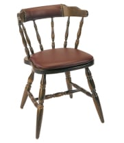 G & A Seating 3850FP - Colonial Chair (12 per Case)