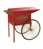 Benchmark USA 30010 - Antique Street Vendor Popcorn Trolley