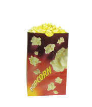 Benchmark USA 41232 - Popcorn Butter Bags - 32 oz Capacity - Case of 100