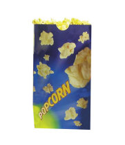 Benchmark USA 41285 - Popcorn Butter Bags - 85 oz Capacity - Case of 100