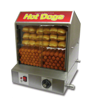 Benchmark USA 60048 - 164 Hot Dog Steamer