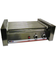 Benchmark USA 62020 - 20 Hot Dog Roller Grill