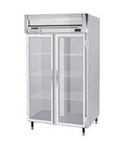 "Beverage Air - HFPS2-1G - Glass Door Reach In Freezer 52"" - Horizon Spec Series"