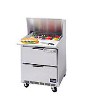 "Beverage Air SPED27A - Sandwich/Salad Prep Table w/ Drawers 27"" - Elite Series"