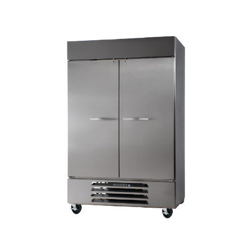 Beverage Air (Bev Air) HBF49-1-AVA - Two Section Solid Door Pharmacy Freezer - 49 Cu. Ft.