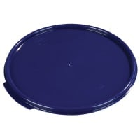 Universal Food Storage Container Blue Cover