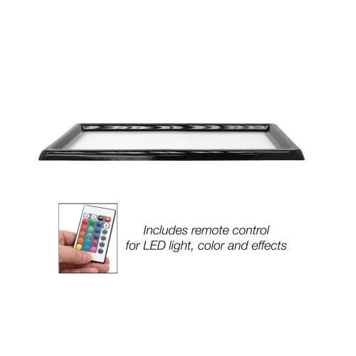 Buffet Enhancements - 010SBLED35 - Medium LED Light Base -  Remote Control