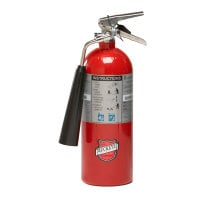 Universal 47245100 - Carbon Dioxide BC Fire Extinguisher Buckeye 5 lb. Rechargeable - UL Rating 5-B:C