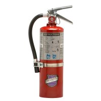 Universal 47225914 - Purple K Dry Chemical BC Vehicle Fire Extinguisher Buckeye 5 lb. Rechargeable - UL Rating 20-B:C