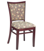G & A Seating 4650FP1 - Checker Back Chair (12 per Case)