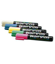 Universal 240 - Cal Mil Wet Erase Markers for Write-On Boards 5 / Pack