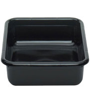 "Cambro 1520CBPF-110 - 15"" x 20"" Flat Bottom Bus Box - Poly Cambox (12 per Case)"