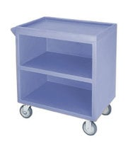 "Cambro BC3304S-401 - 33.175"" Plastic Enclosed Service Cart"