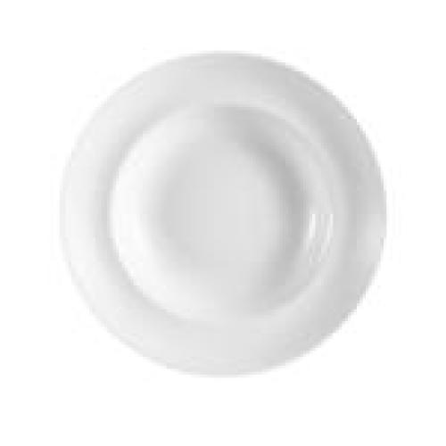 C.A.C. China HMY-130 - Harmony Pasta Bowl 12