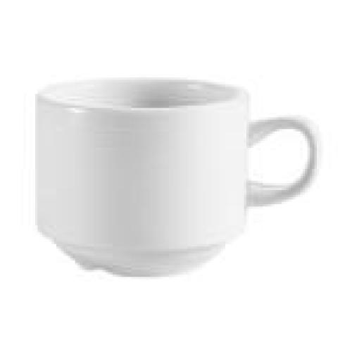 C.A.C. China HMY-1-S - Harmony Coffee Cup 3-1/2