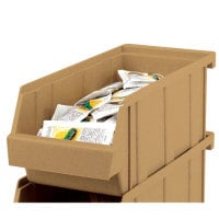 Cambro Coffee Beige Versa Organizer Bin (Set of 12) [5412CBP-157]
