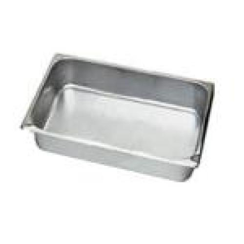 Update International CC-2/WP - Stainless Steel - Chafer Water Pan - 4