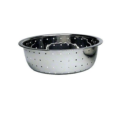 Update International CCOL-11L - 5.4 Qt - Stainless Steel Chinese Colander