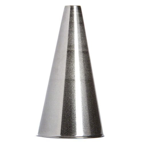 Update International CDT-101PL - Stainless Steel - Cake Decorating Tubes - 1.9