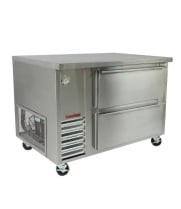 "Universal CB36SC - 36"" Chef Base"