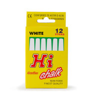 Universal 116WCS12 - Choice White Chalk - 12 Pieces / Box
