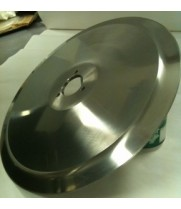 Globe - CM9-HC - Hard Chrome - Globe Model Blades/Slicer Knives/Blades and Safety Covers/Slicers - 9""