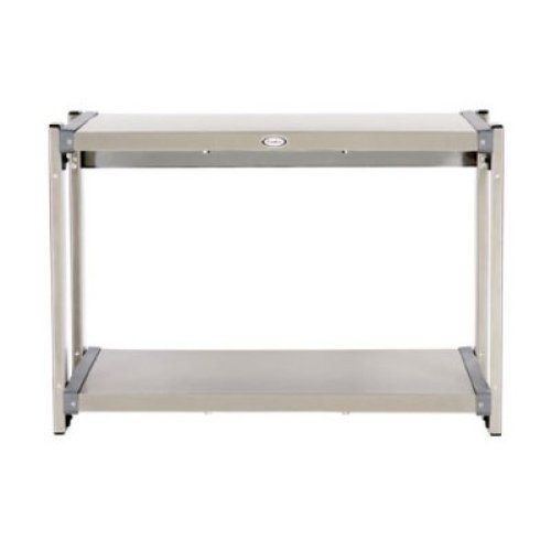 Cadco - CMLW2 - Stainless Steel Multilevel Warming Shelves