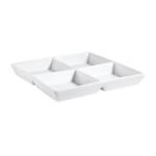 C.A.C. China CMP-D12 - CMP Divided Tray 12