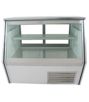 "Universal SDC96SC - 96"" Single Duty Deli Case"