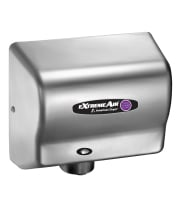American Dryer CPC9-SS - ExtremeAir Adjustable High Speed Hand Dryer w/ CPC Technology