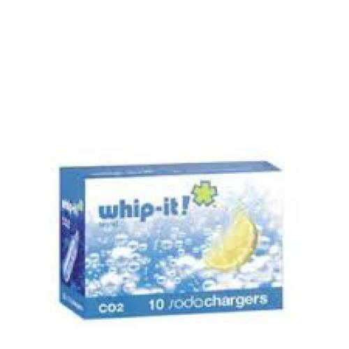 Whip It! - CSV-3610 - CO2 Chargers - (36) Packs of 10 - 8 Grams