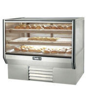 "Leader CBK48 - 48"" Refrigerated Bakery Display Case - Counter Height"