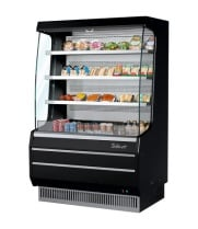 Turbo Air TOM-40MB - Open Display Refrigerator 39""