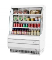 Turbo Air TOM-40M - Open Display Refrigerator 39""