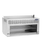 "Atosa ATCM-36 - 36"" Stainless Steel Cheese Melter"