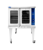 "Atosa ATCO-513B-1 - 39"" Gas Convection Oven - Single Stack"