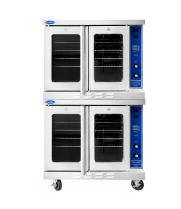 "Atosa ATCO-513B-2 - 39"" Gas Convection Oven - Double Stack"